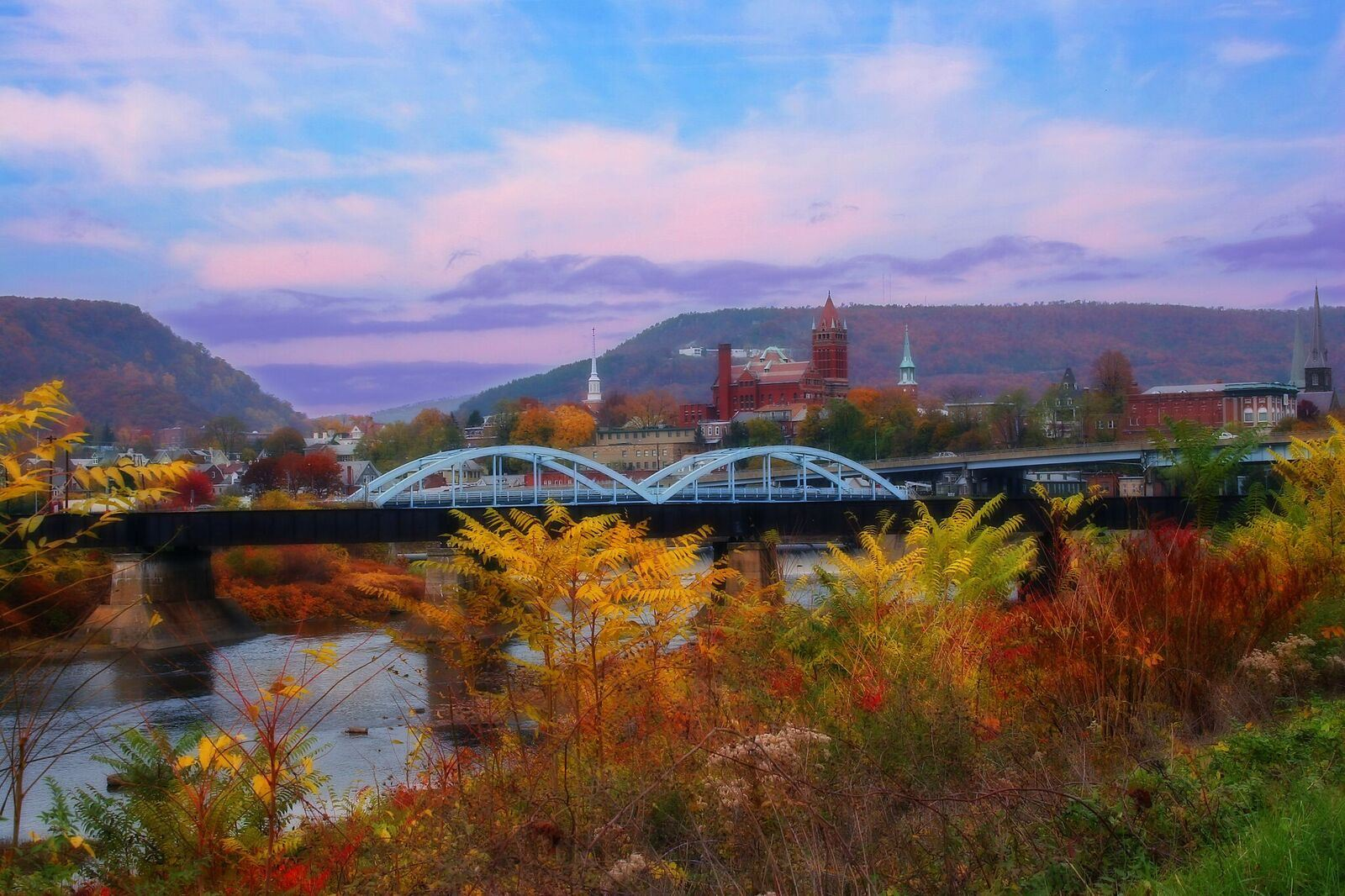 Cumberland: One of Travel Channel's 50 Most Charming Small Towns Photo